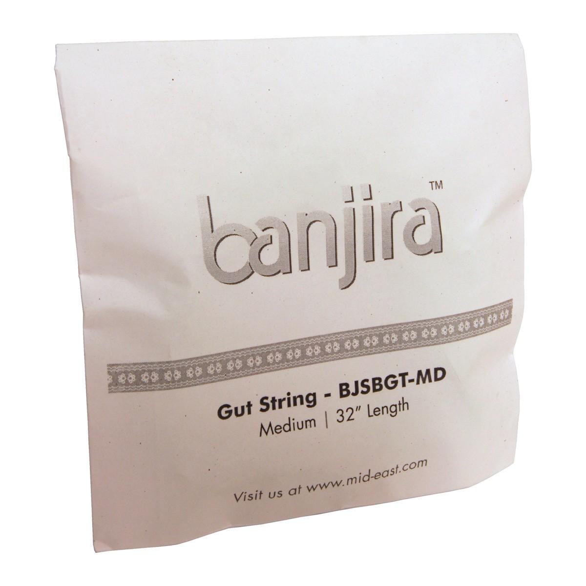 banjira Gut String Medium 32'
