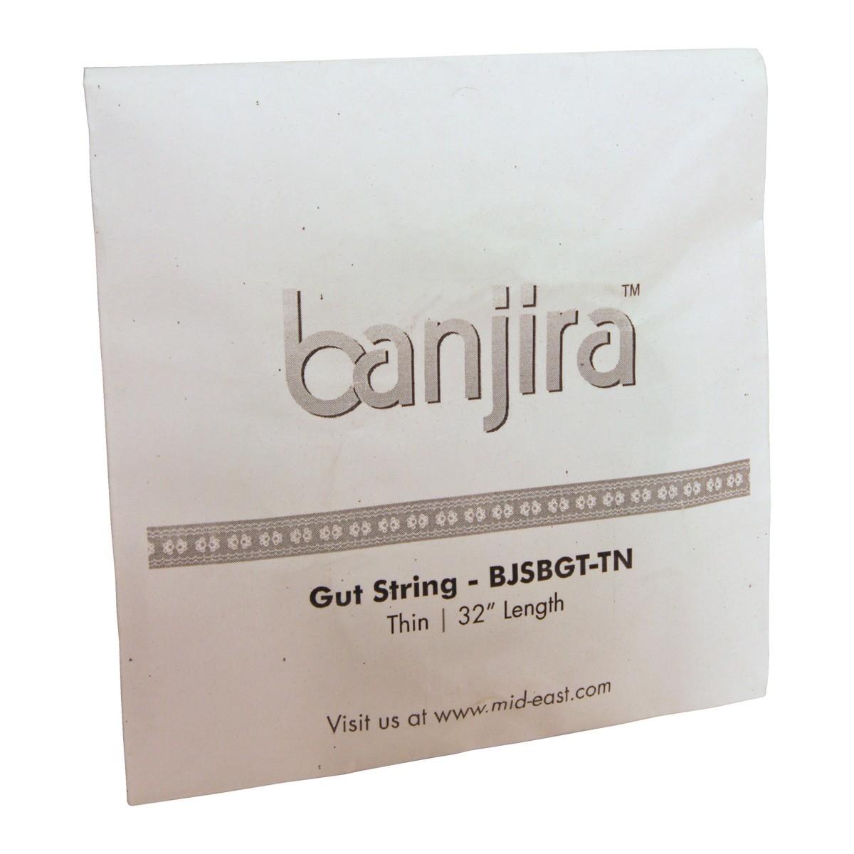banjira Gut String Thin 32'