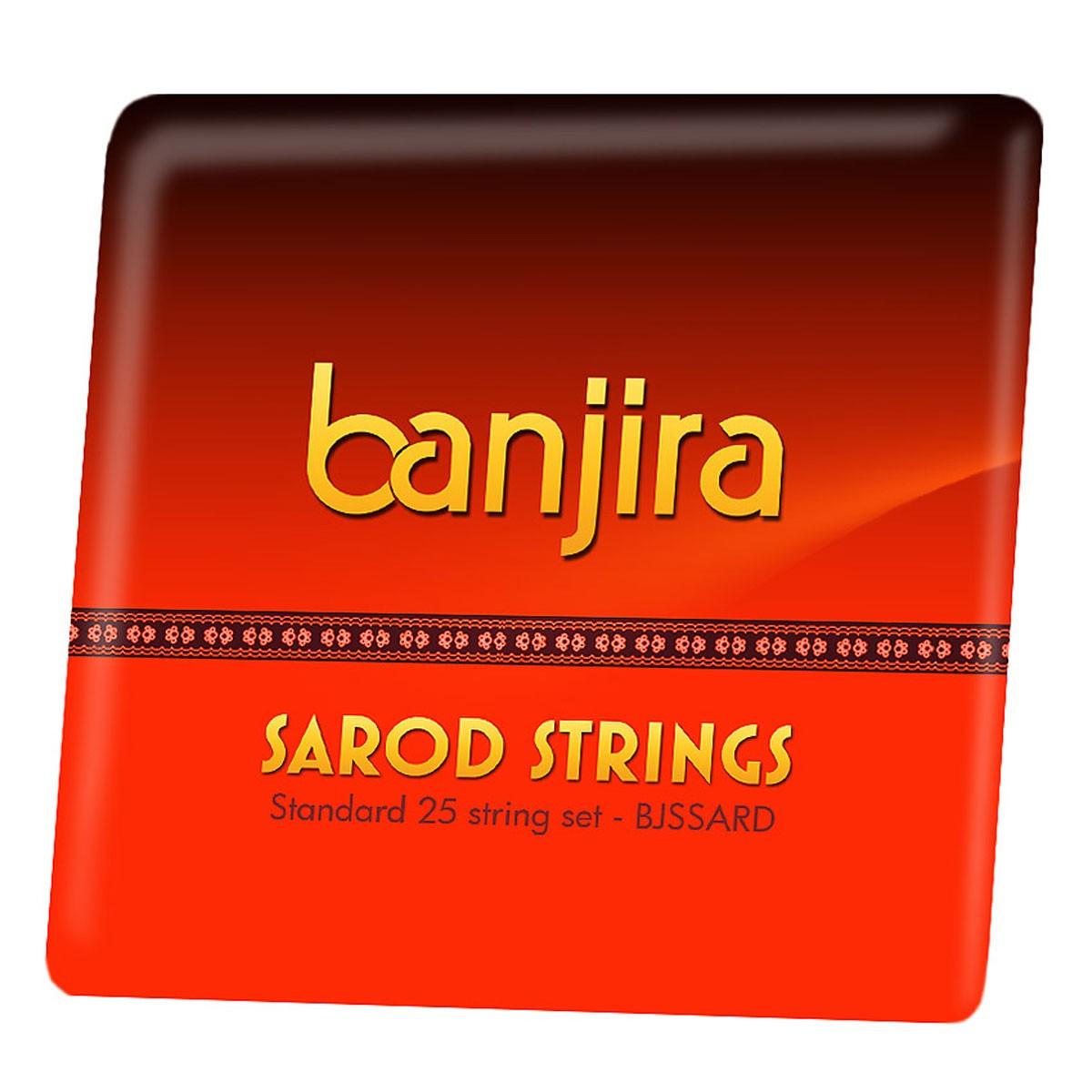 banjira Sarod String Set