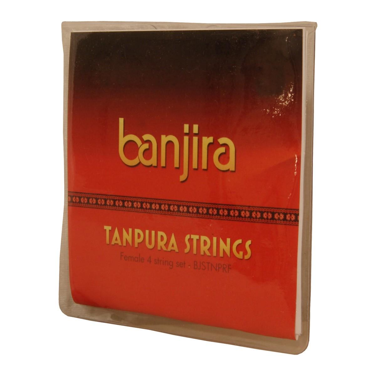 banjira Female Tanpura String Set