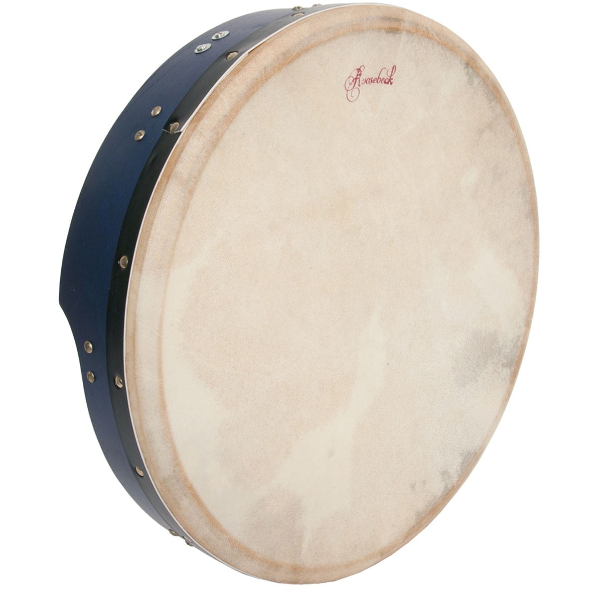 Roosebeck Tunable Mulberry Bodhran T-Bar 16'x3.5' - Blue