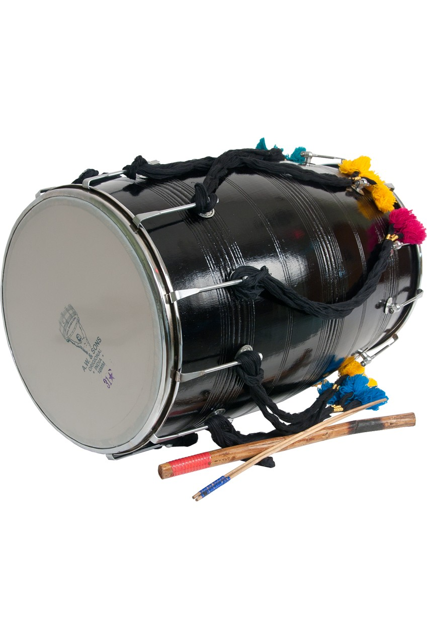 banjira Dhol w/ Synthetic Heads 13'x24' *Blemished