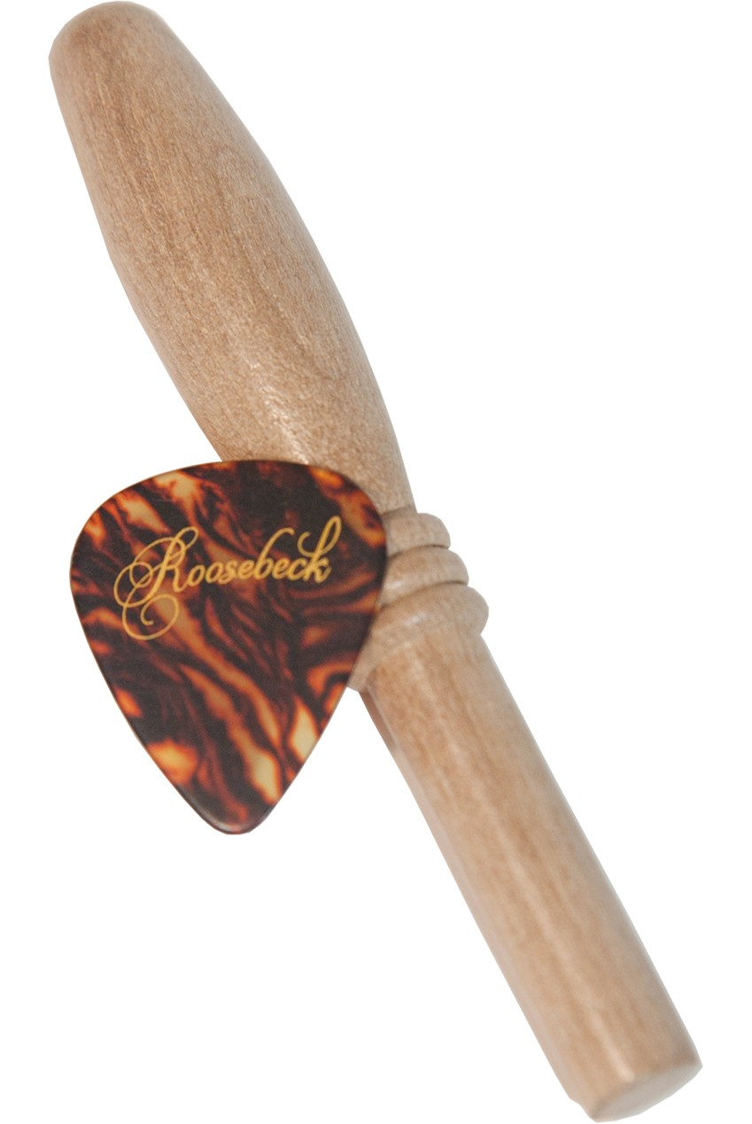 Roosebeck Deluxe Noter and Pick for Mountain Dulcimer - Walnut