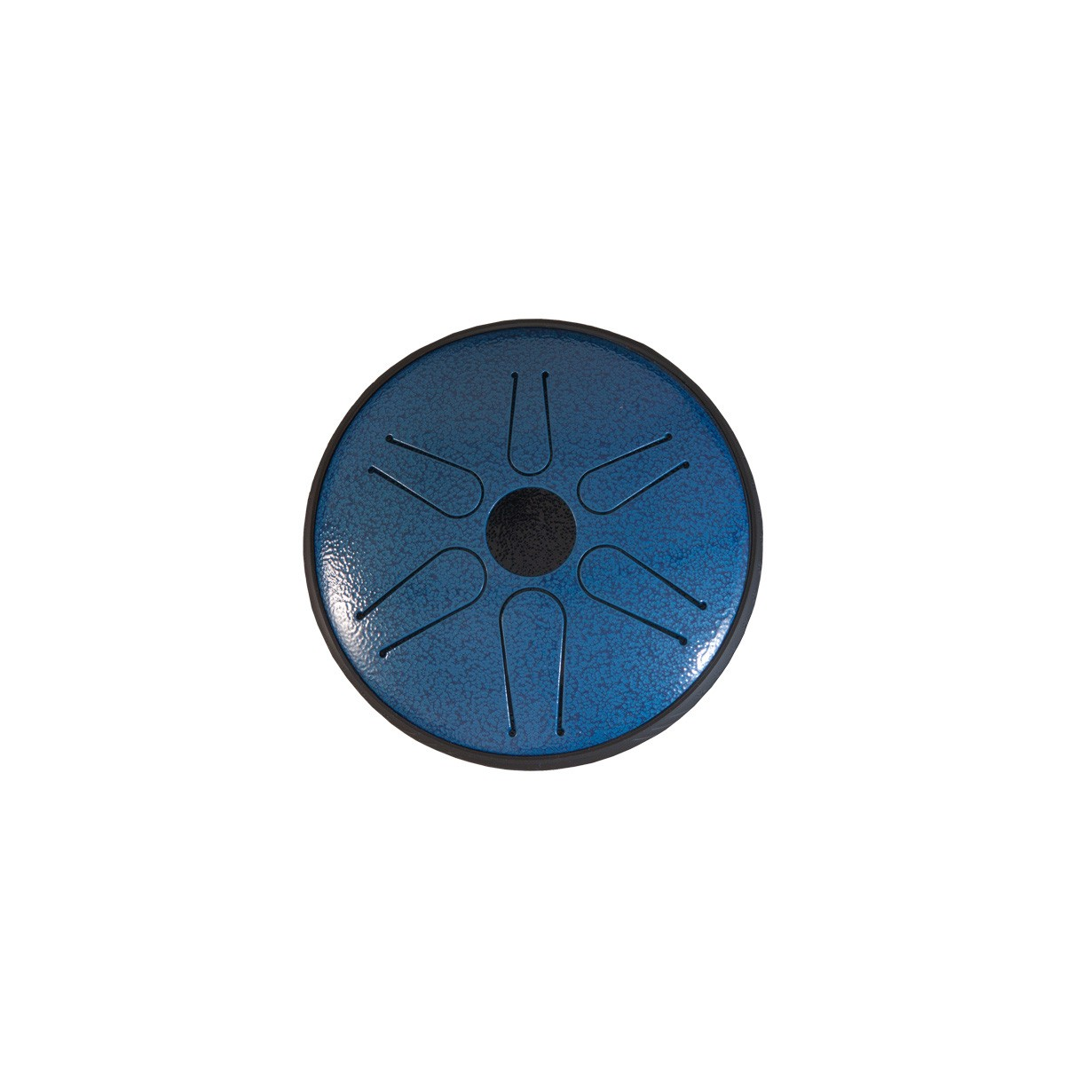 Idiopan Bella 6-Inch Tunable Steel Tongue Drum - Blue Wave