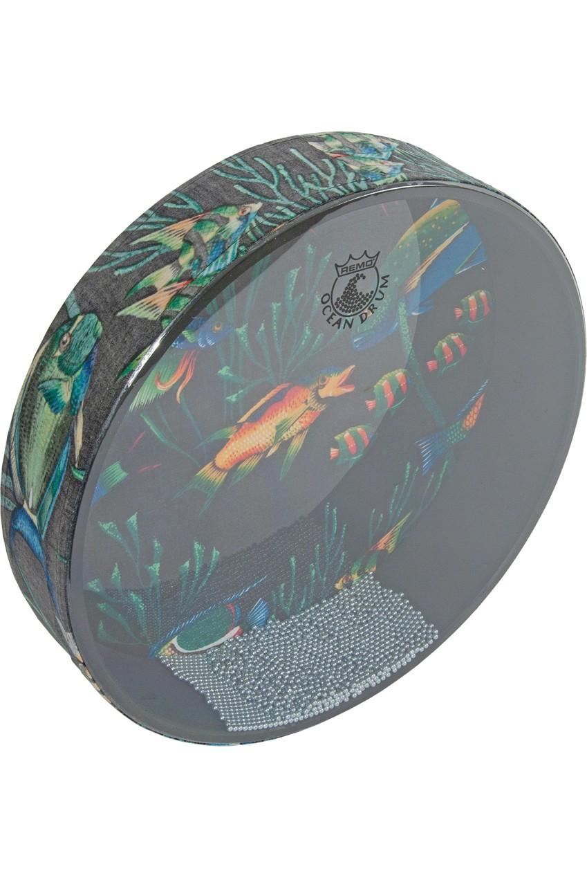 Remo Ocean Drum 12'x2.5' - Fish