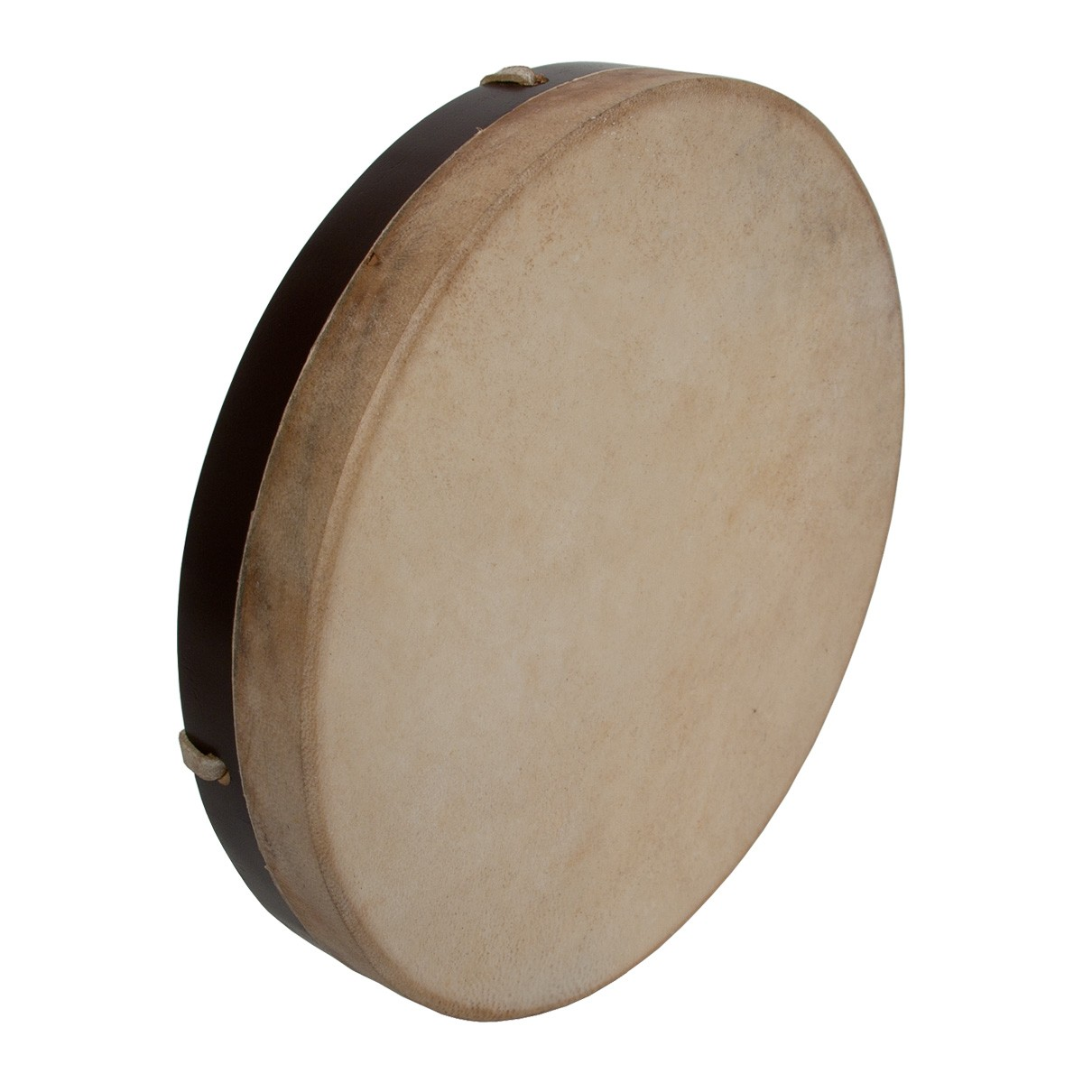 DOBANI Pretuned Goatskin Head Wood Frame Drum w/ Beater 12'x2'