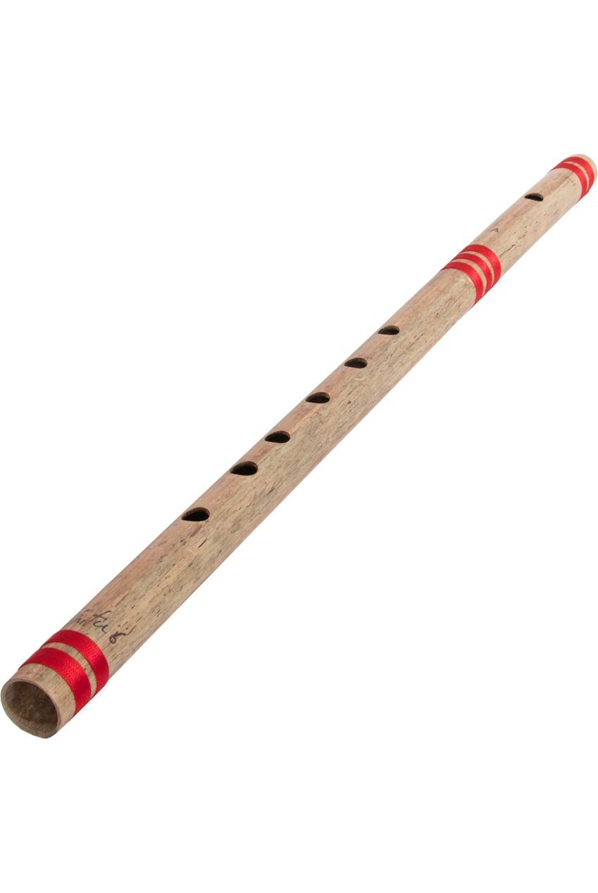banjira Deluxe Bansuri Flute in A 22.75'
