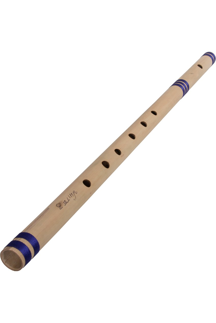 banjira Deluxe Bansuri Flute in E 29.5'