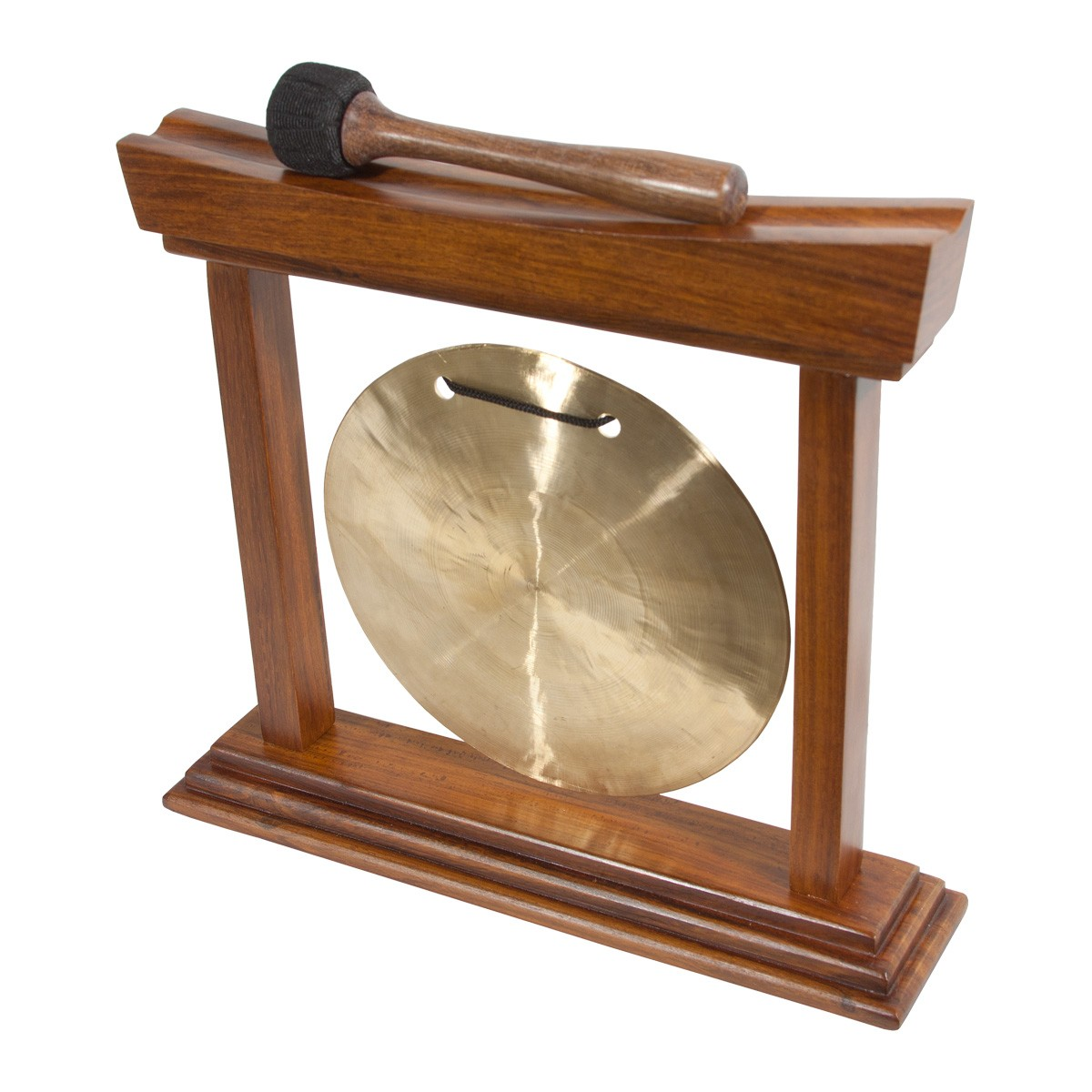 DOBANI 6' Wind Gong & Curved Stand