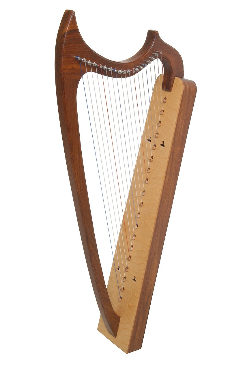 Early Music Shop 19-String Gothic Harp