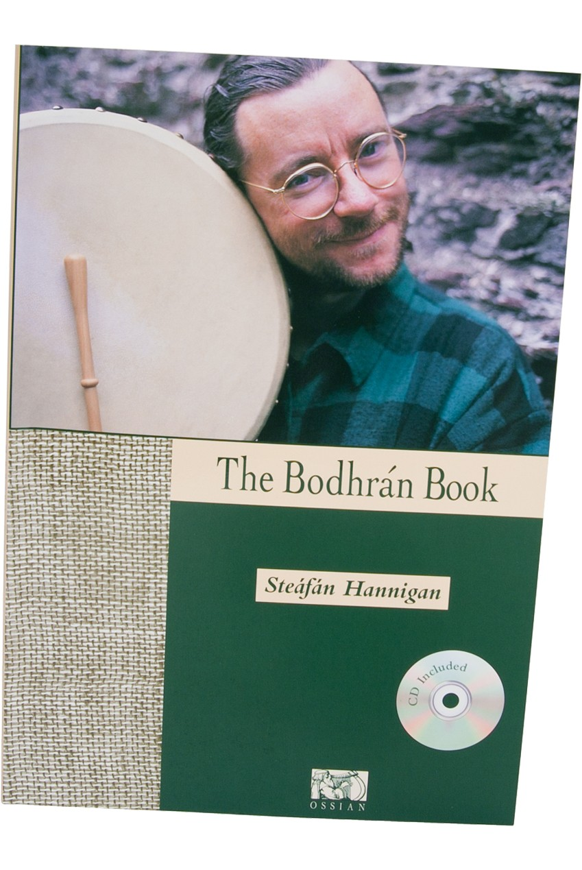 Hal Leonard The Bodhran Book/CD by Steafan Hannigan