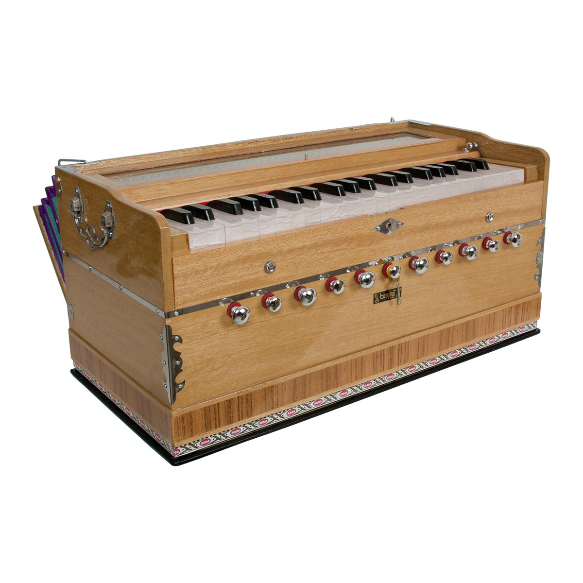 banjira Coupler Harmonium11-Knob