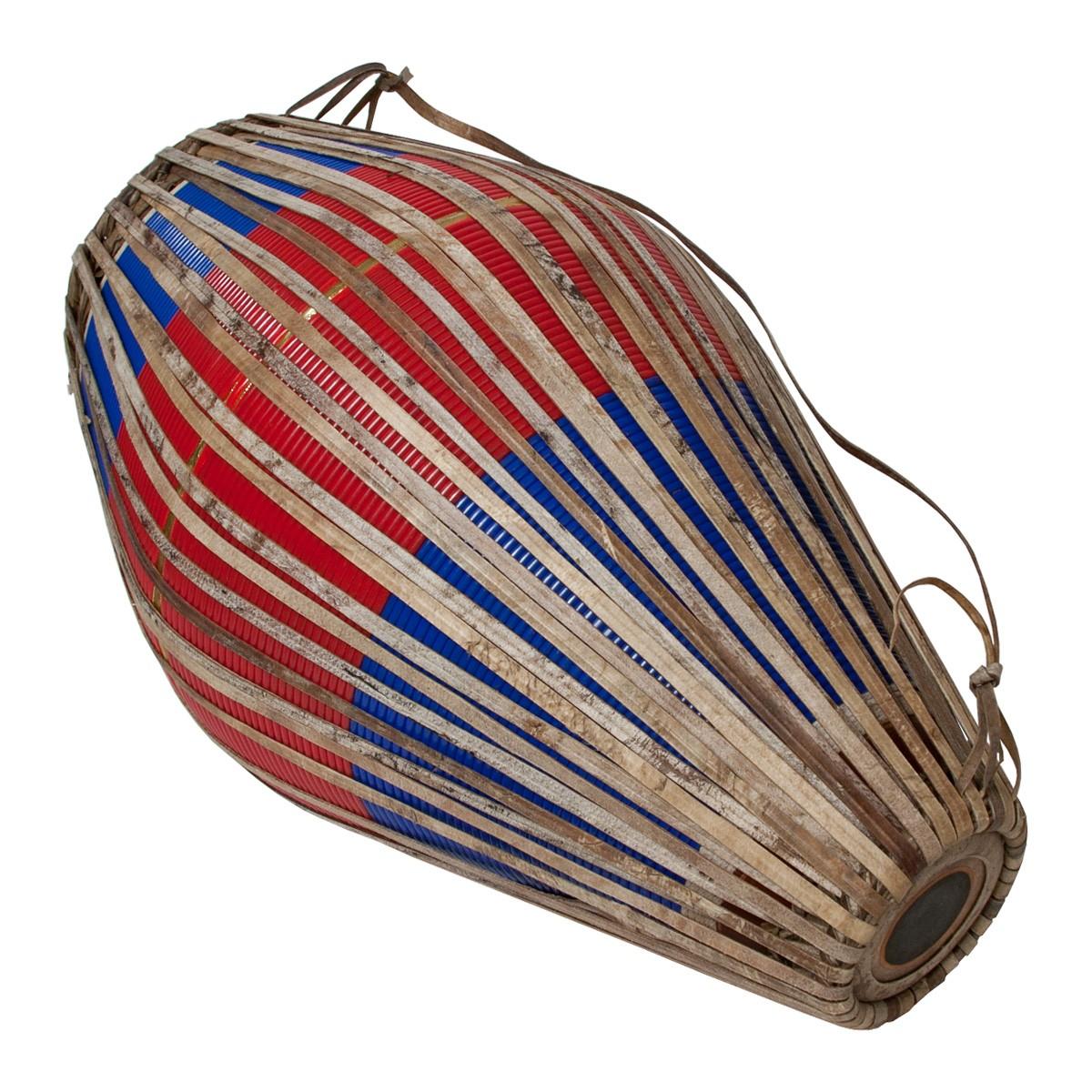 banjira Colorful Fiberglass Khol Drum