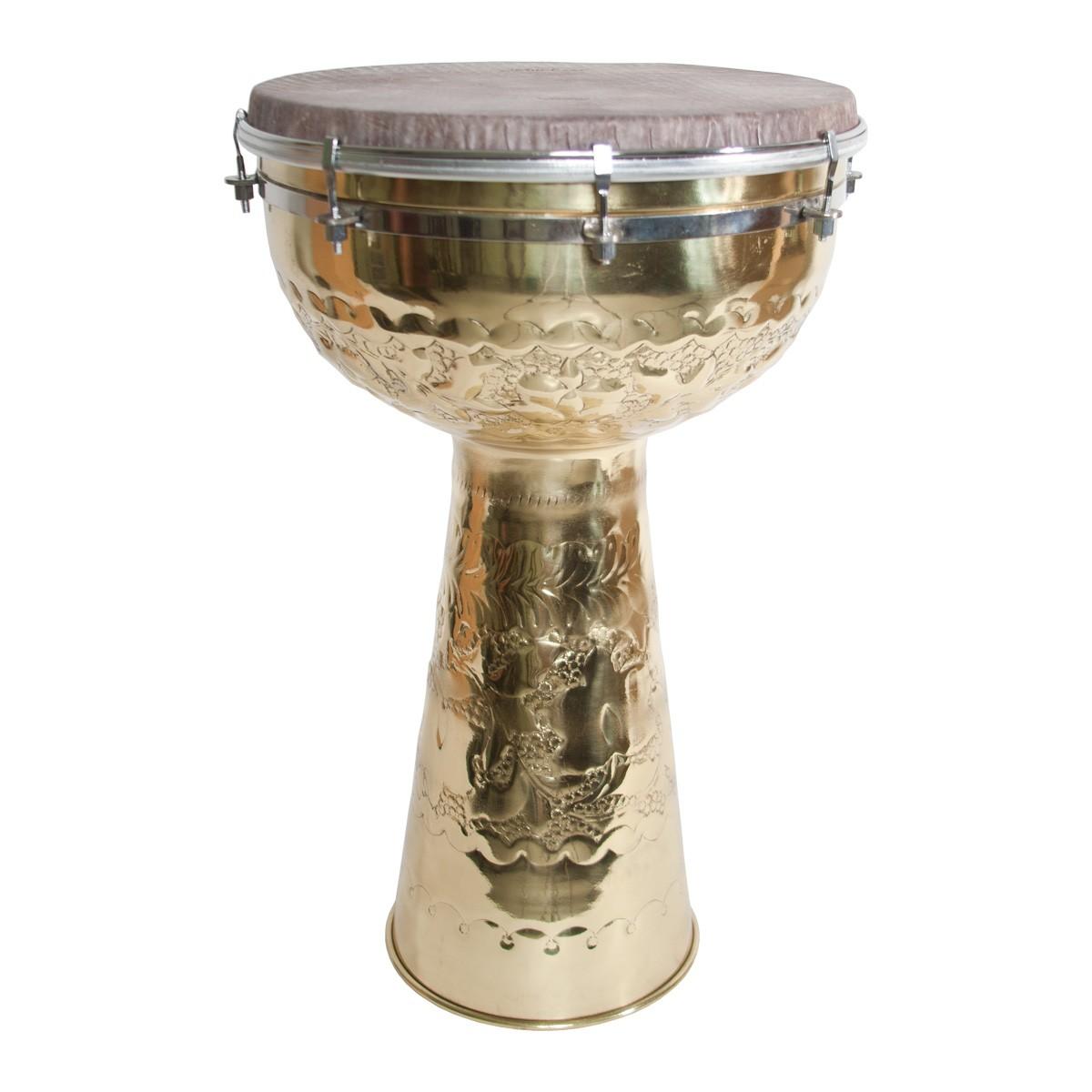 Mid-East Brass Doumbek w/ Skyndeep Head 12'x20'