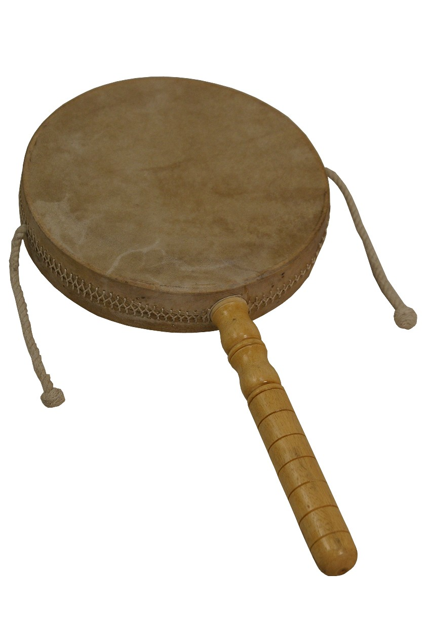 DOBANI Monkey Drum w/ Handle 8'
