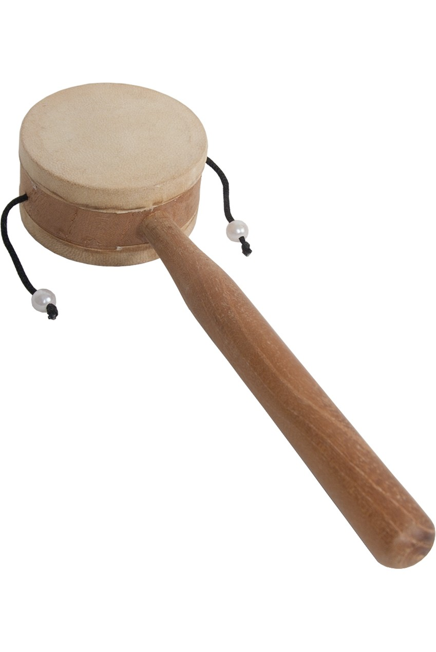 DOBANI Monkey Drum w/ Handle 2.5'