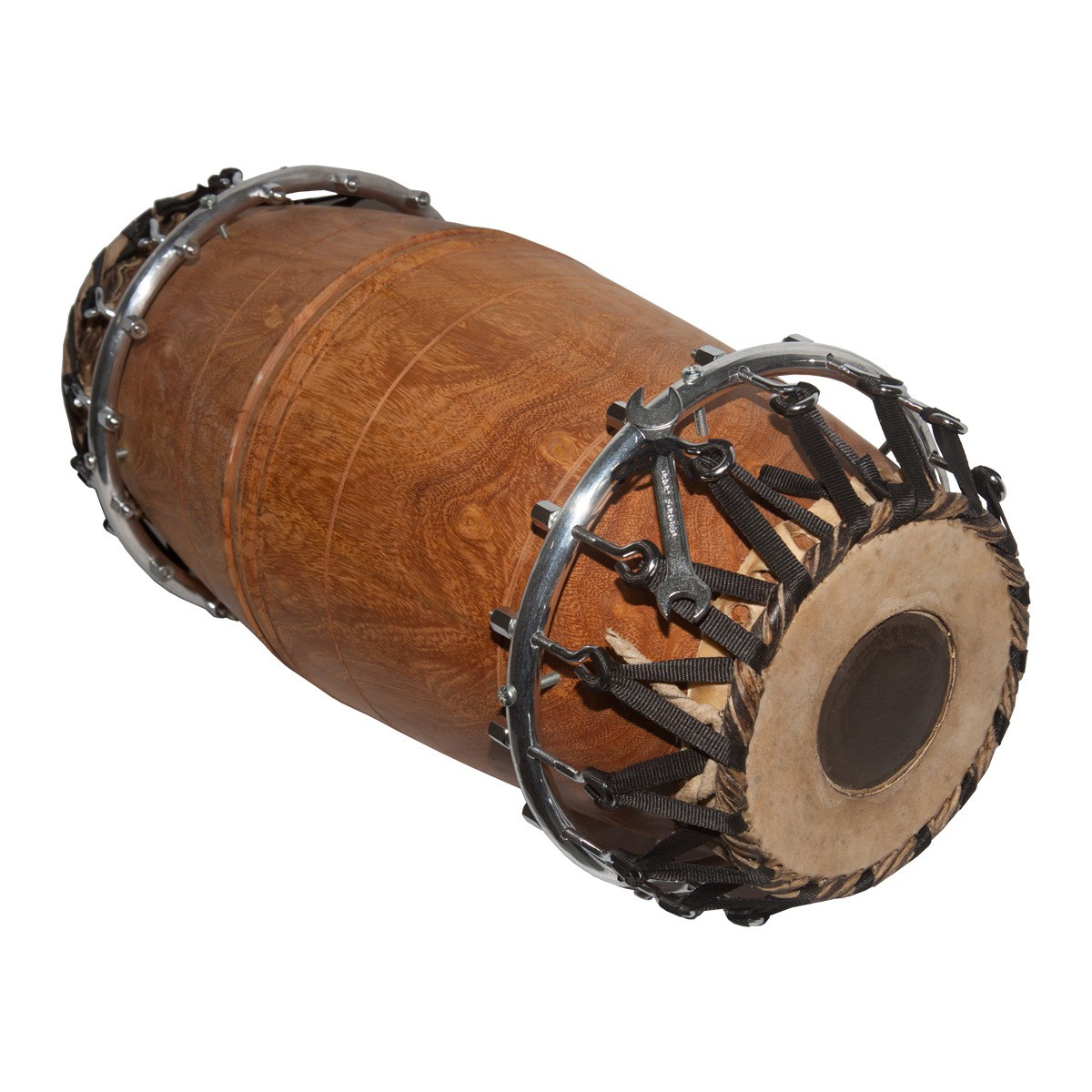 RohanRhythm High Pitch Jackwood Mridangam *Blemished