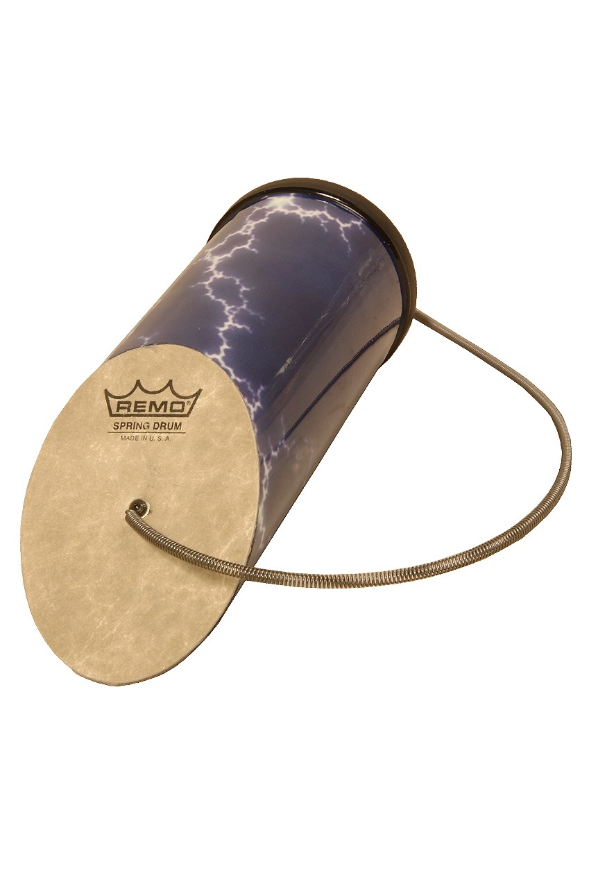 Remo Angled Spring Drum 4'x10' - Stormy