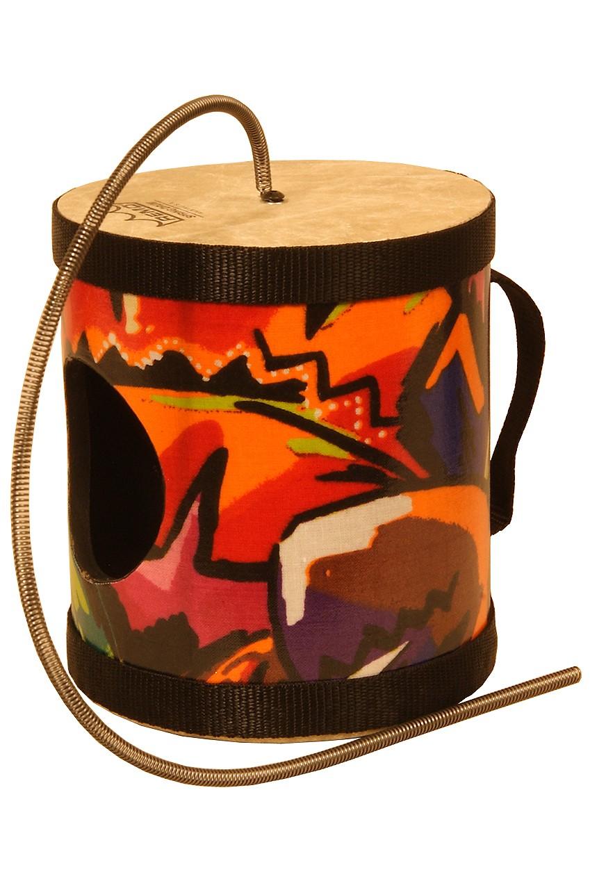 Remo Flat Spring Drum 5'x5' - Tropic