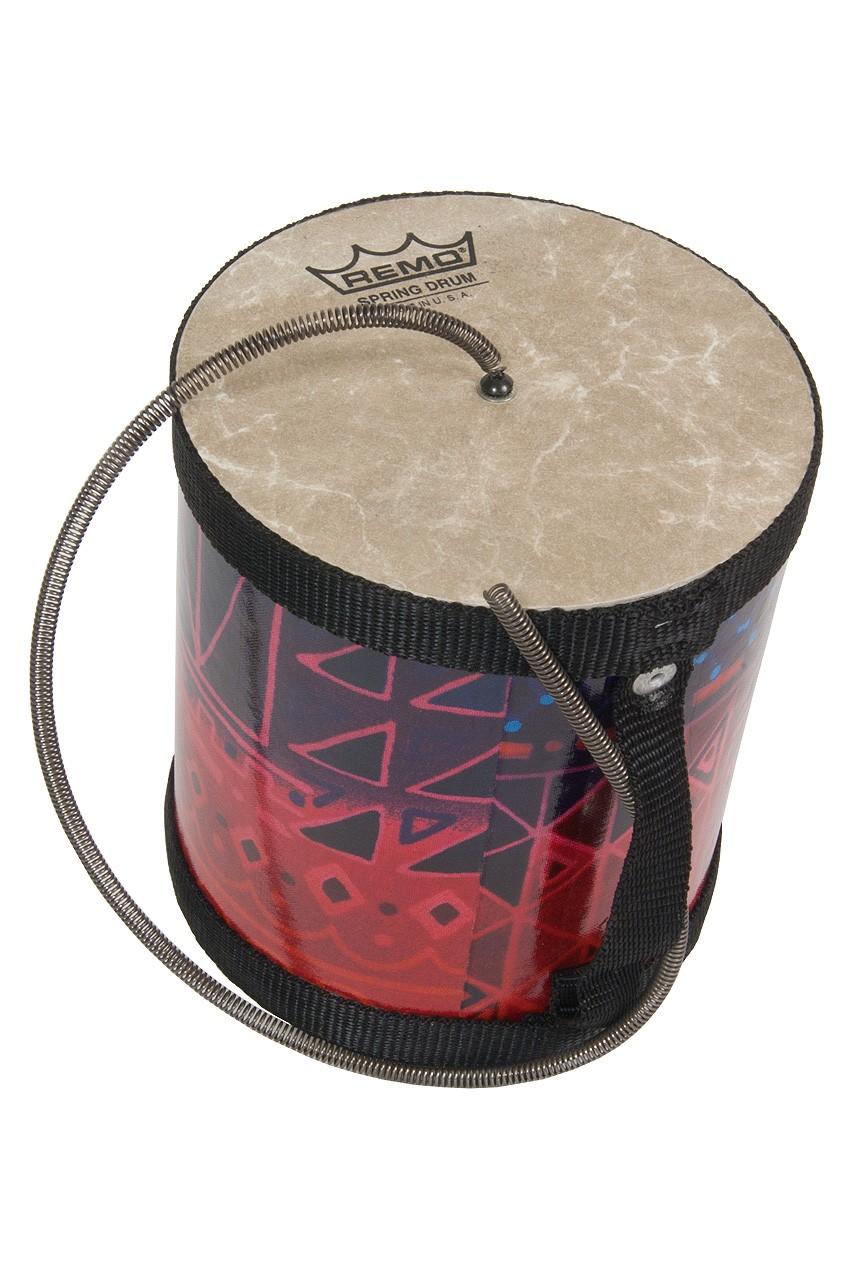 Remo Flat Spring Drum 5'x5' - Rainbow