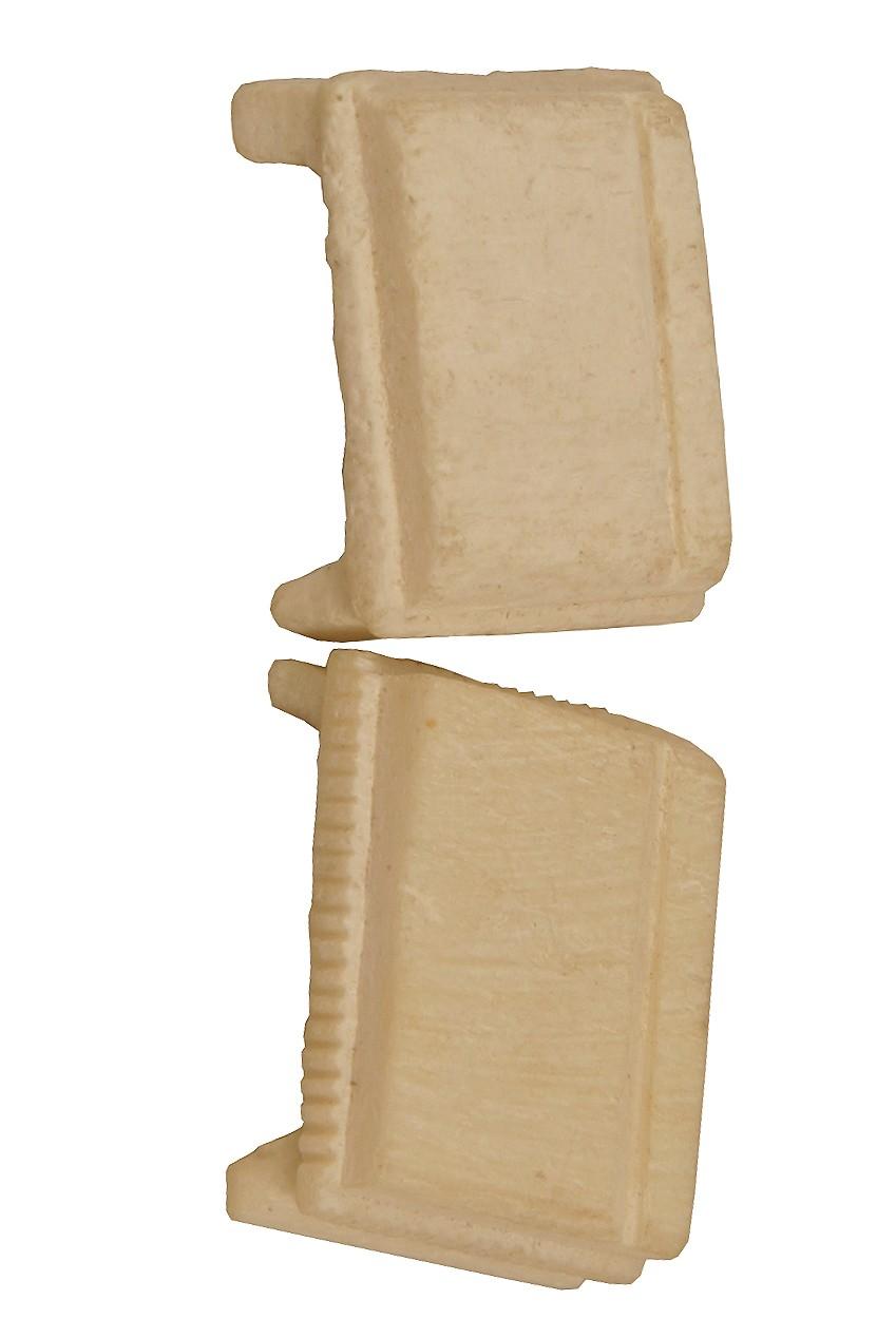 banjira Sarangi Sympathetic Nut Cattle-Bone 2-Pack