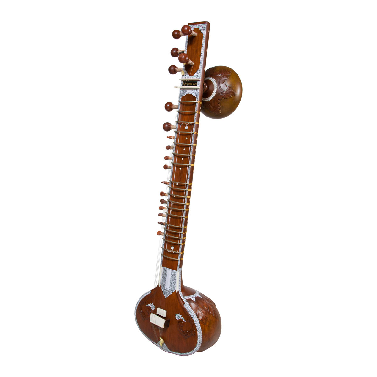 banjira Standard Sitar w/ Padded Gig Bag - Light *Blemished