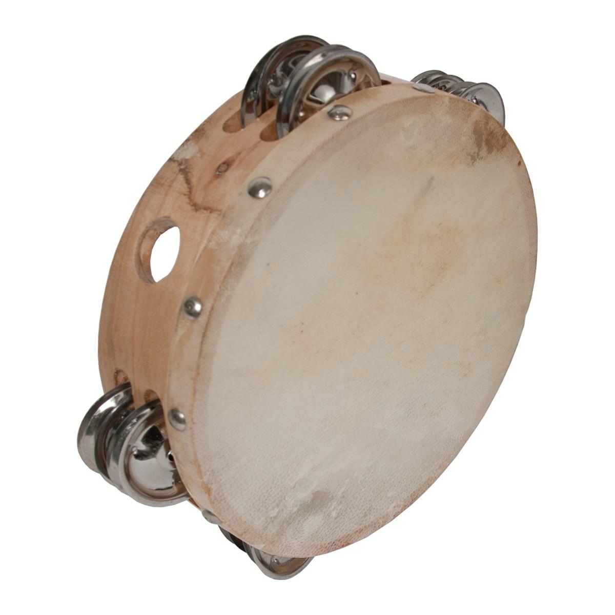 DOBANI Featherweight Tambourine 7'