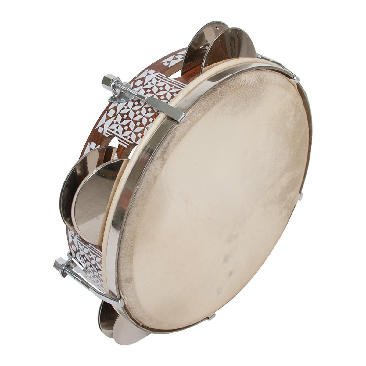 Mid-East Tunable Tambourine 8.5'