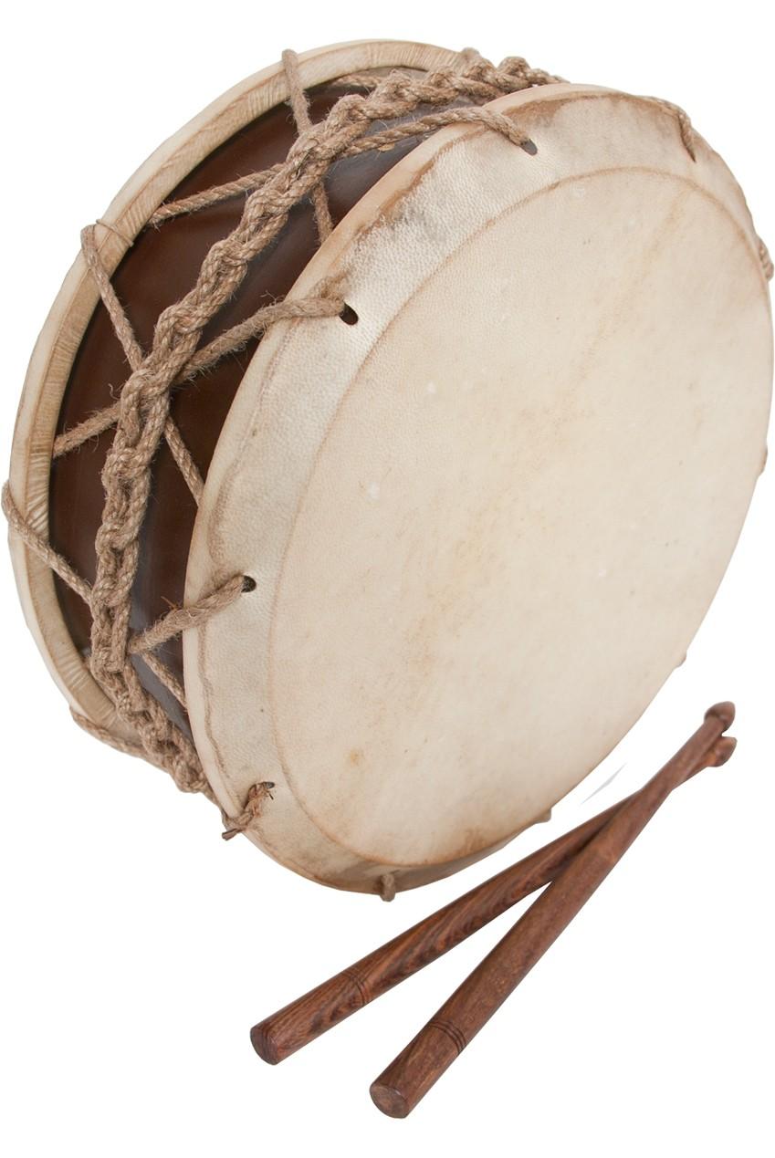 EMS Tabor Drum w/ Sticks 9'