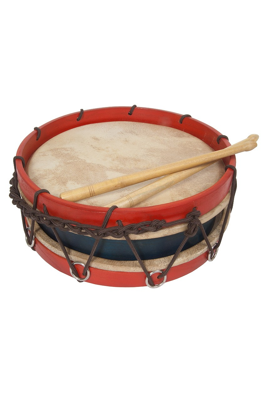 Roosebeck Tabor Drum w/ Sticks 10'