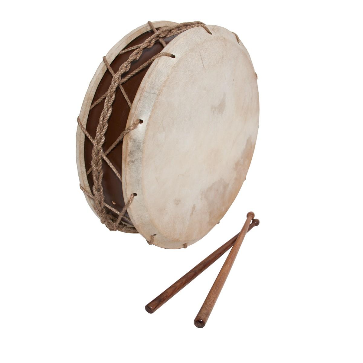 EMS Tabor Drum w/ Sticks 12'