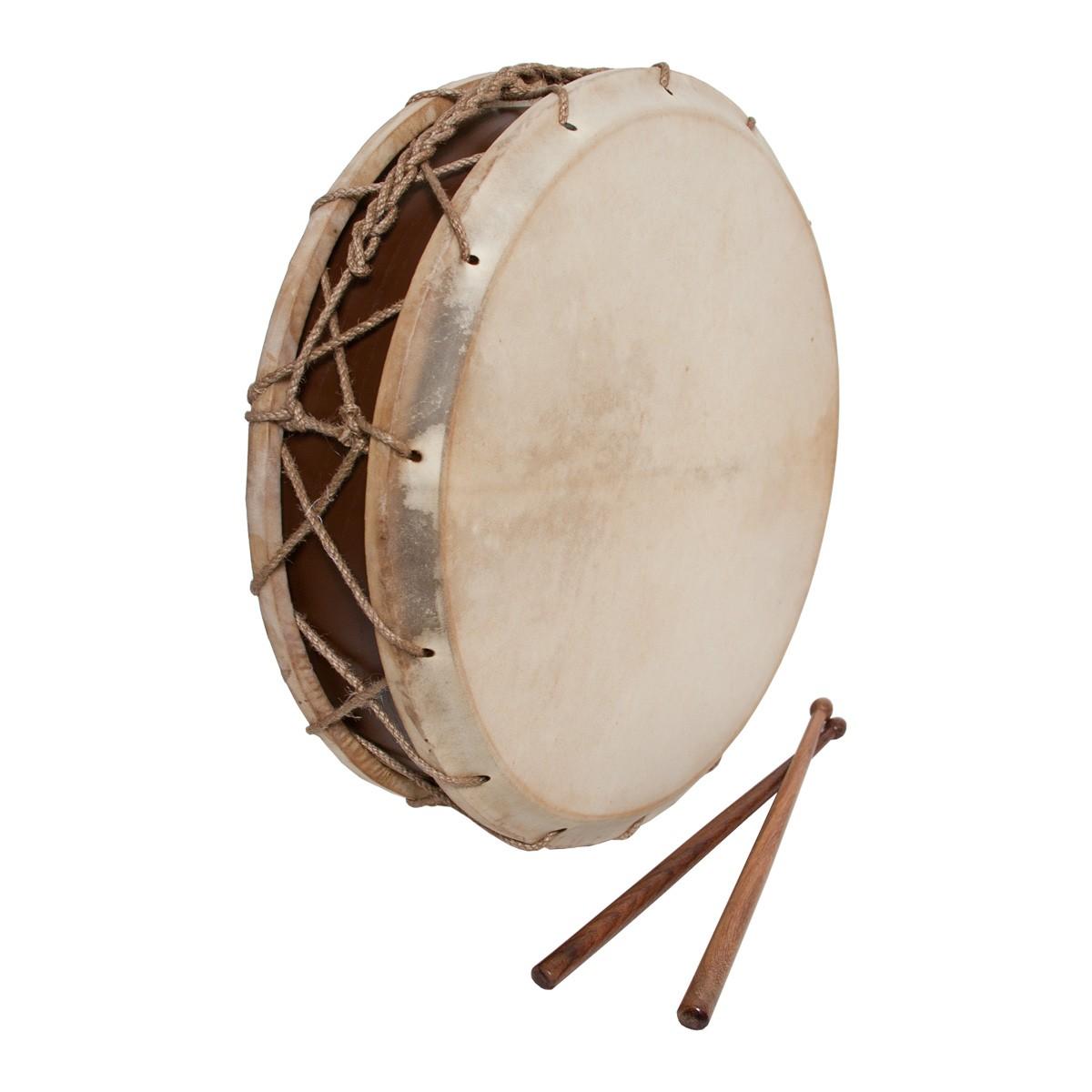 EMS Tabor Drum w/ Sticks 14'