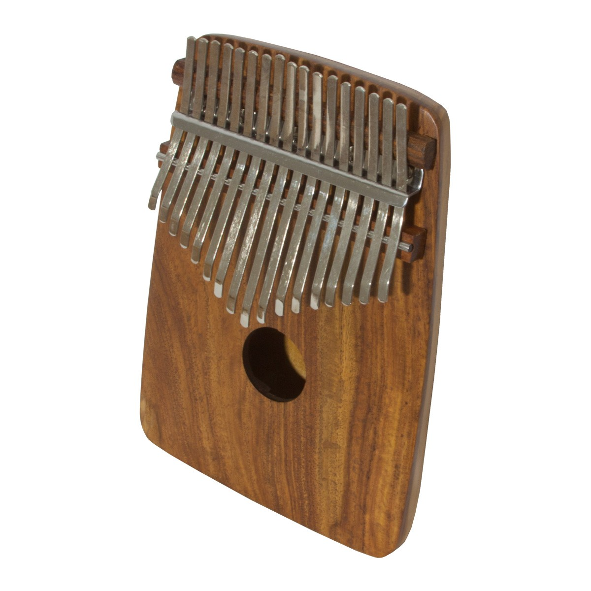 DOBANI 17-Key Thumb Piano w/ Rounded Back