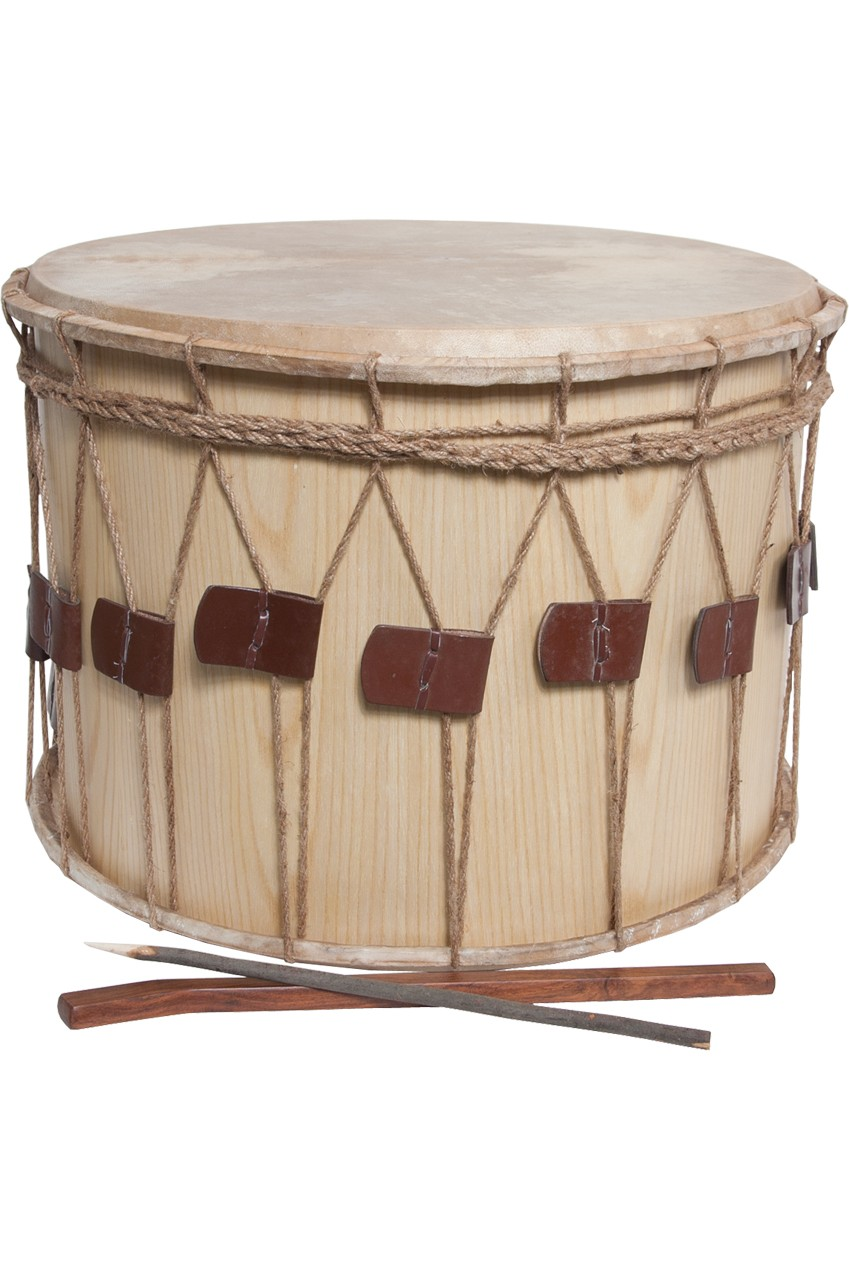Mid-East Rope Tuned Tupan Drum 20'