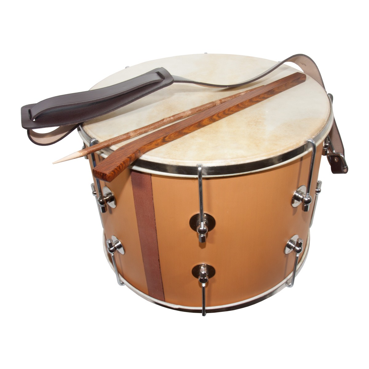 Mid-East Bolt Tuned Tupan Drum 16'
