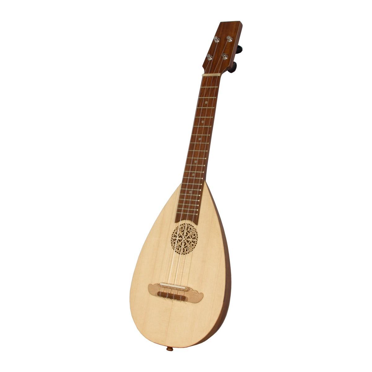 Roosebeck Concert Baroq-ulele Sheesham w/ Tuners