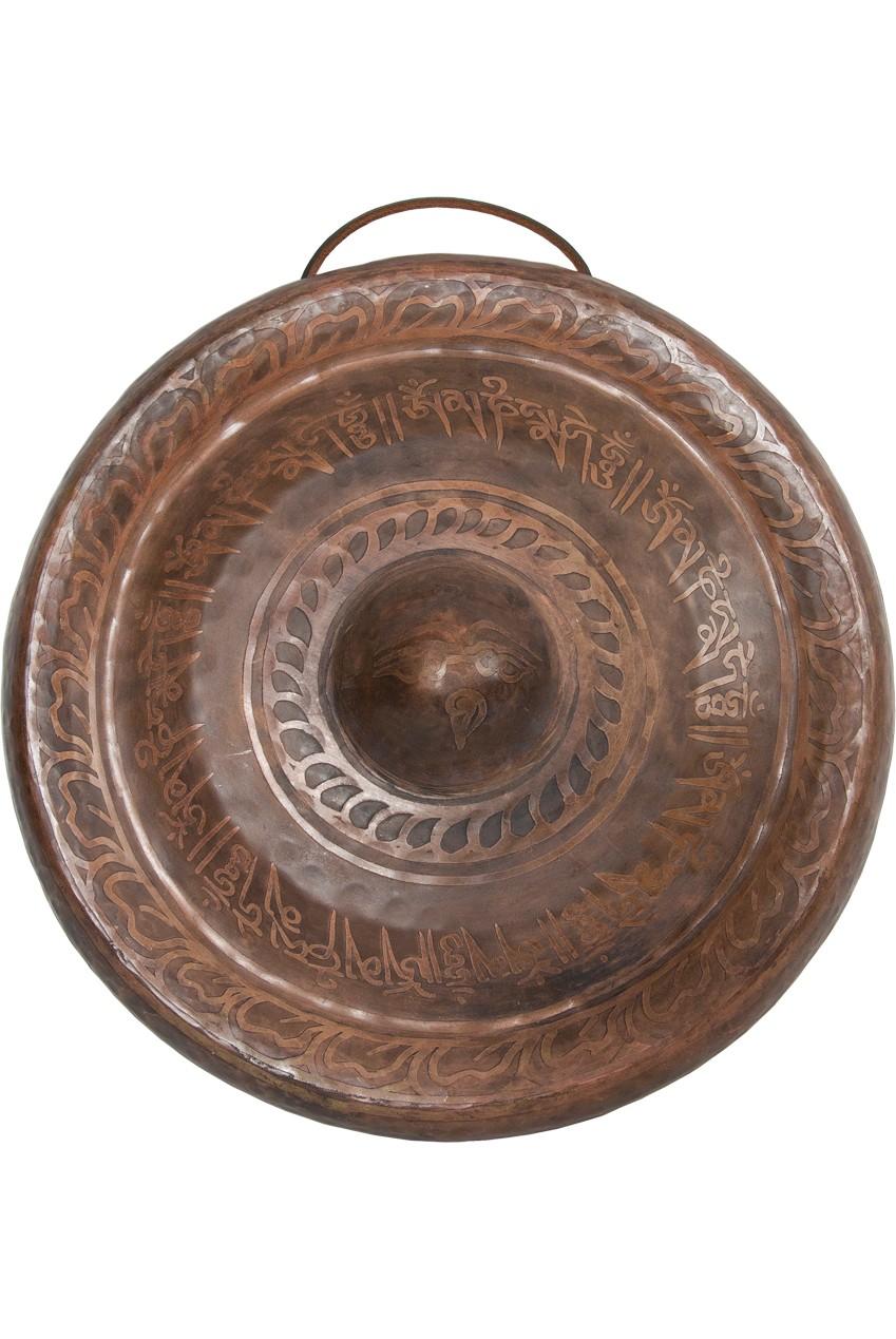 DOBANI Tibetan Prayer Gong w/ Beater 11' (28cm)