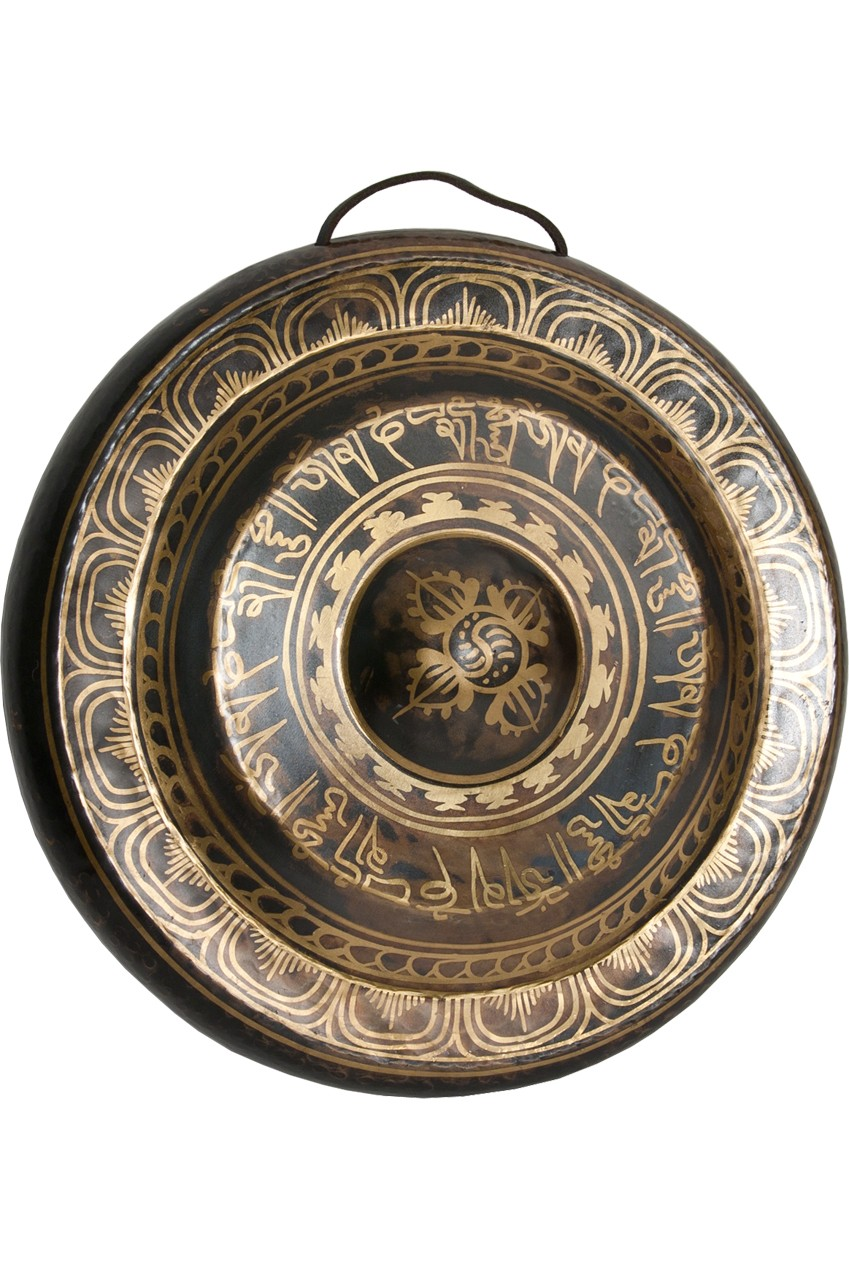 DOBANI Tibetian Prayer Gong, 14-Inch (28cm), with Beater GMMB9