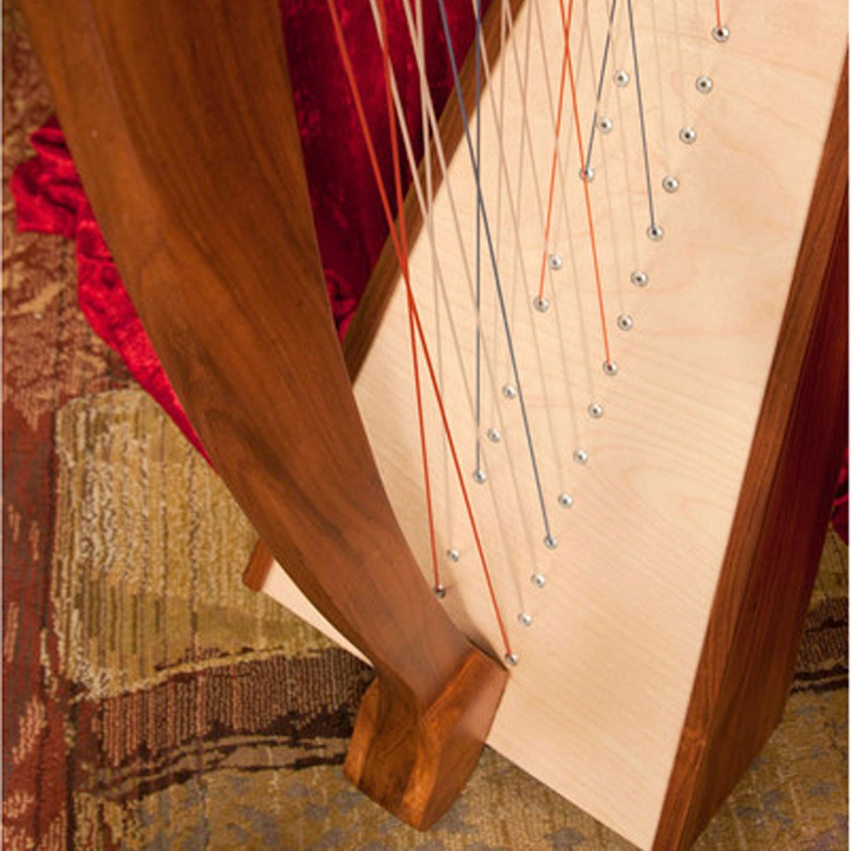 Cross Strung Harp