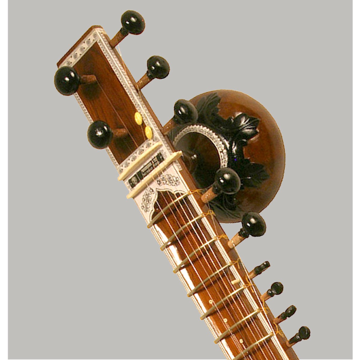 Left-Handed Sitars