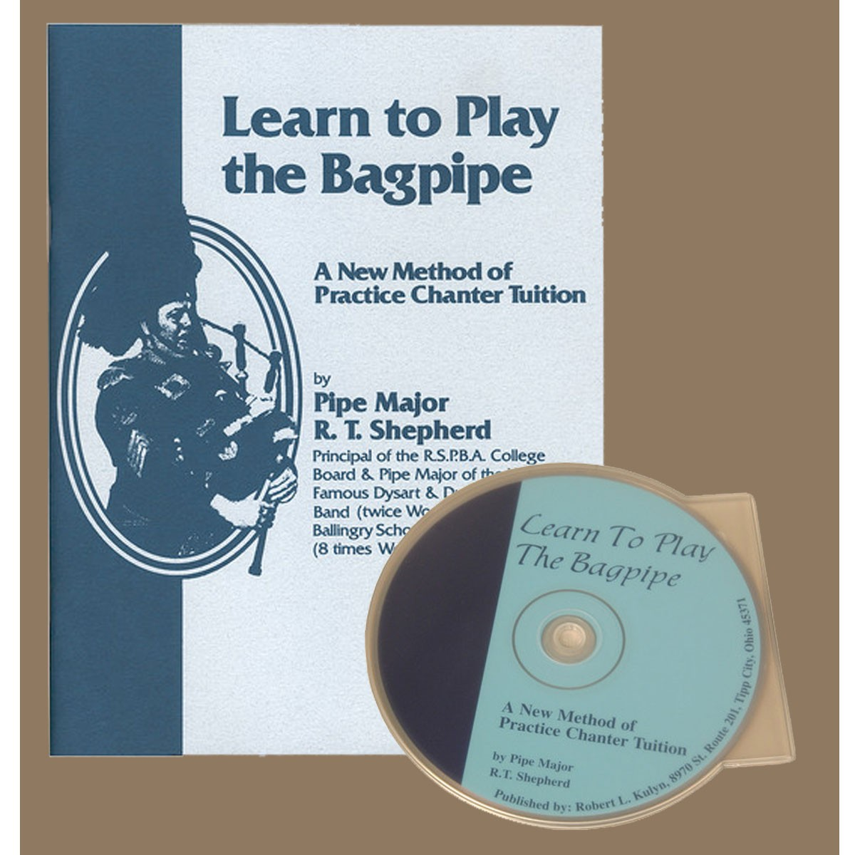 Bagpipe Instruction